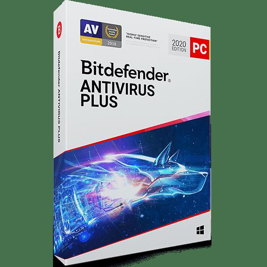 لایسنس 1 کاربره - 1 ساله - Bitdefender Anti-Virus Plus اورجینال
