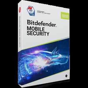 لایسنس 10 کاربره - 1 ساله - Bitdefender Mobile Security اورجینال